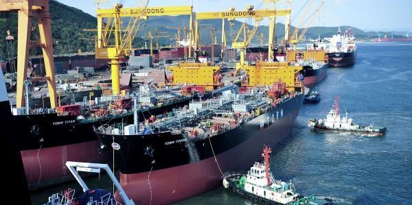 Dokument UP Plus! Největší loděnice světa!