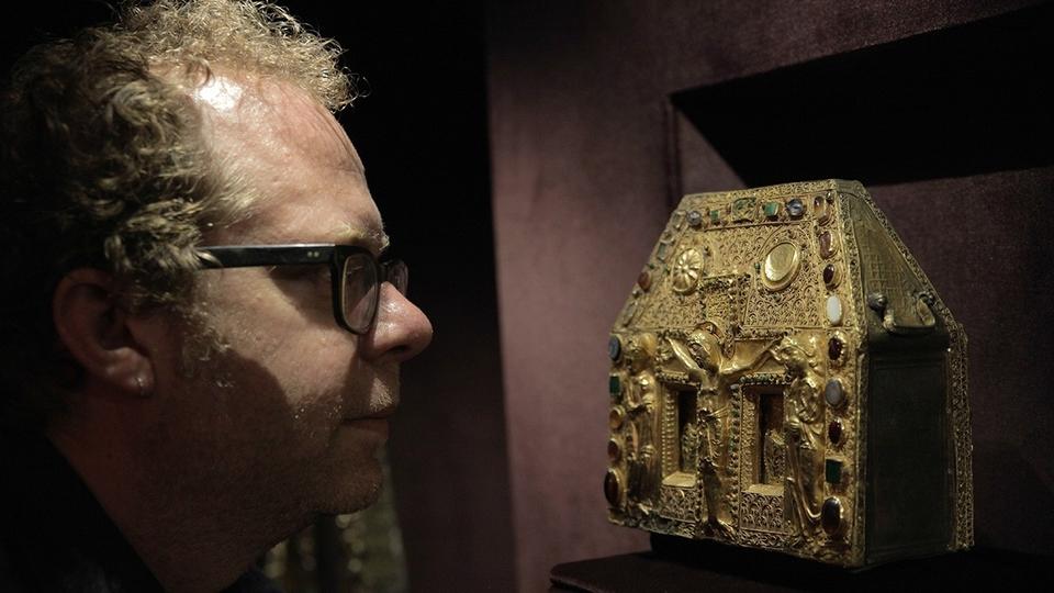 Dokument Pátrání po nezvyklé relikvii