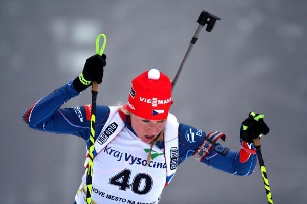 Biatlon: SP Česko