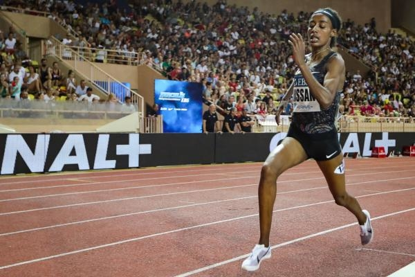 Atletika: Wanda Diamond League 2020 Dauhá