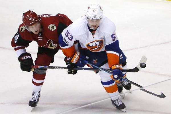 Arizona Coyotes - New York Islanders