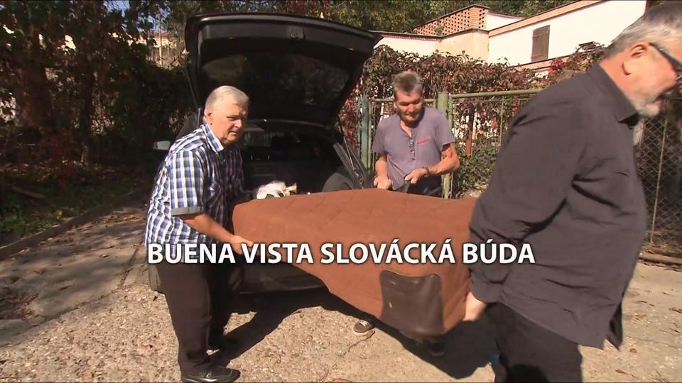 Dokument Buena vista Slovácká búda