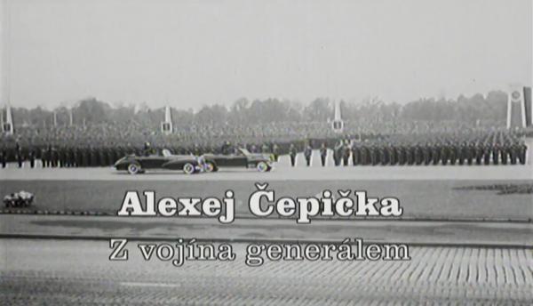 Alexej Čepička – Z vojína generálem