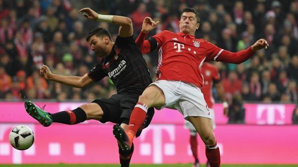 Bayer Leverkusen - Bayern Mnichov