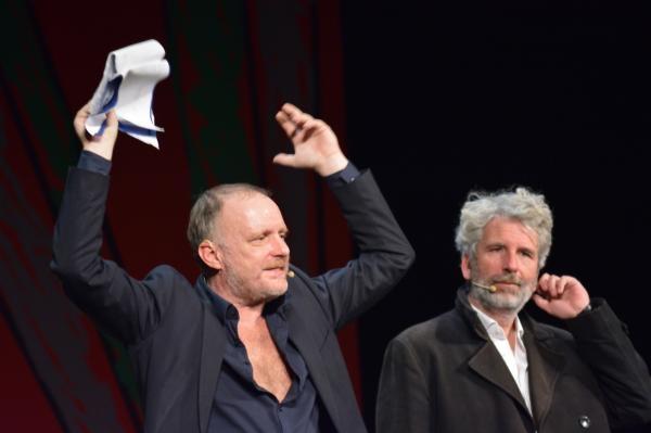 Gags, Gags, Gags - Highlights aus Willkommen Österreich