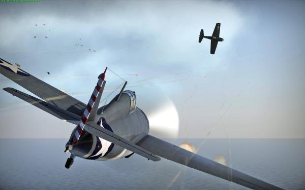 Vzdušní válečníci!
