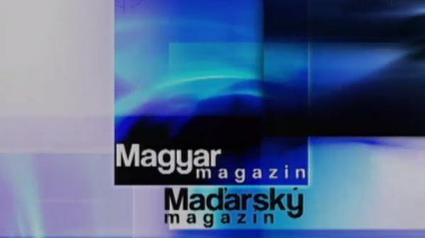 Madarský magazín