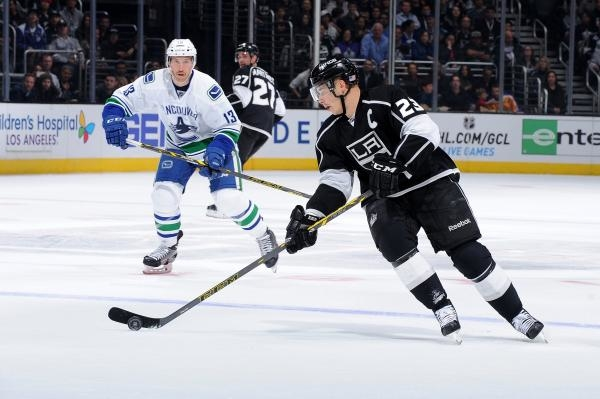 Vancouver Canucks - Los Angeles Kings