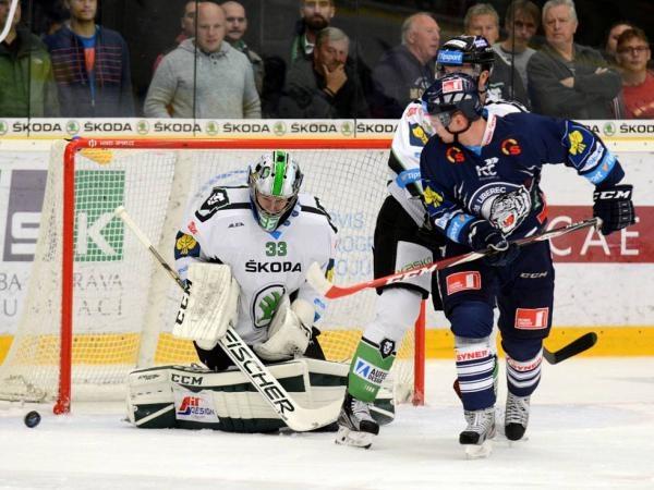 Hokej: BK Mladá Boleslav - Bílí Tygři Liberec