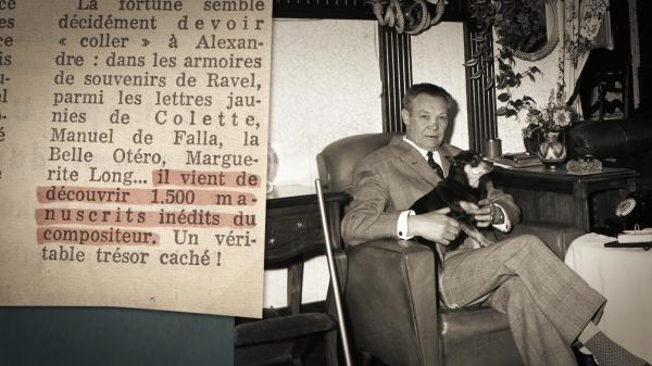 Dokument Kdo odcizil Bolero Maurice Ravela