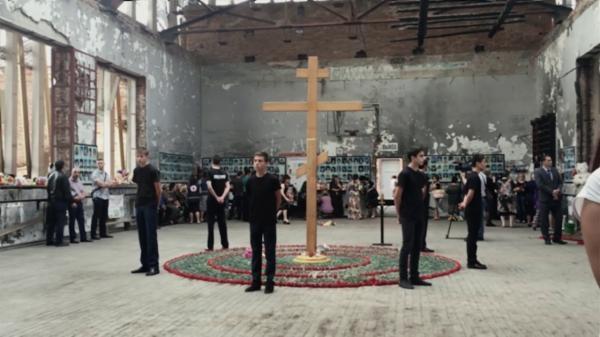 Dokument Neumlčené hlasy Beslanu