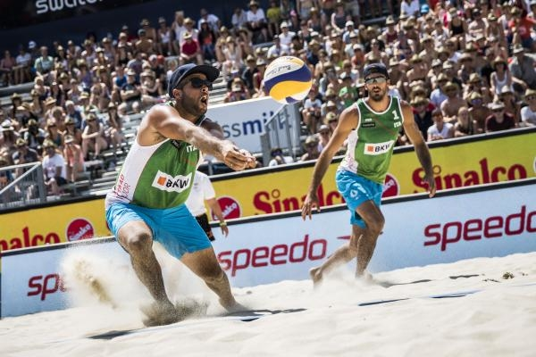 FIVB Beach Volleyball - Gstaad