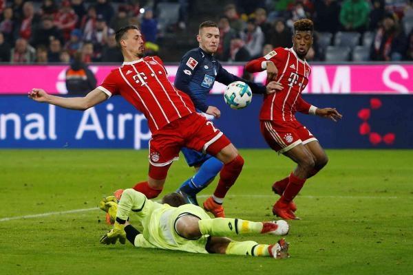 Bayern Mnichov - TSG Hoffenheim