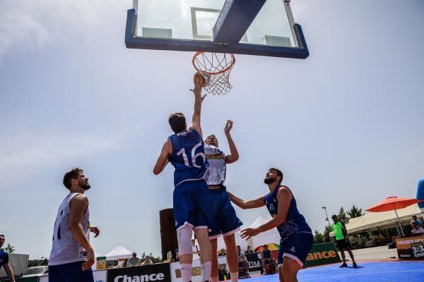 Basketbal: Chance 3x3 Tour Brno