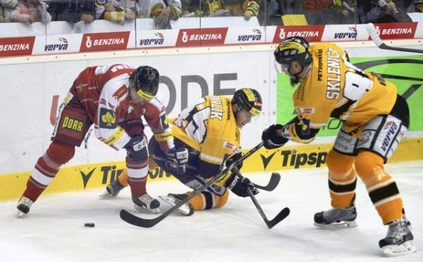 Hokej: HC Olomouc - HC VERVA Litvínov