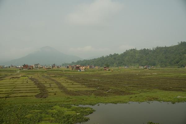 Na cestě po nepálské Pokhaře