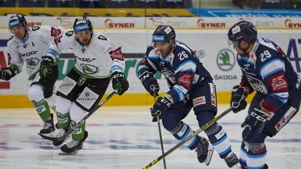 Hokej: HC Škoda Plzeň - BK Mladá Boleslav