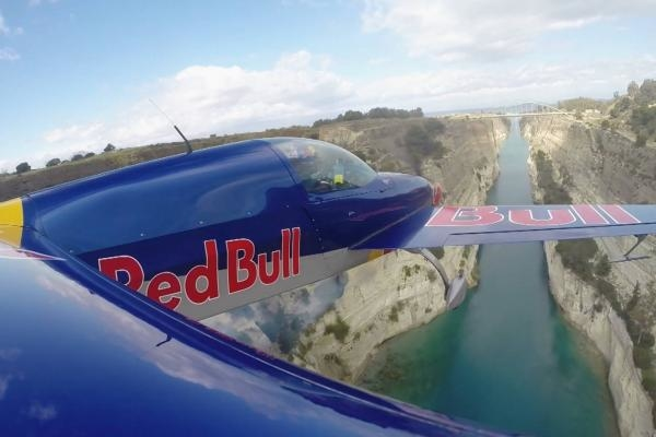 Dokument Flying the Corinth Canal