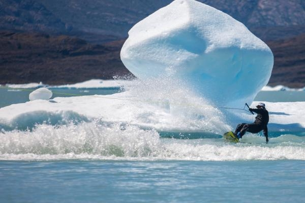Dokument Wakeboard in Patagonia