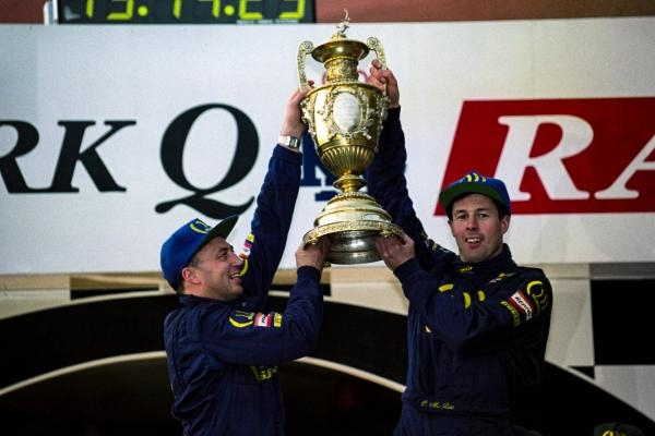 Dokument Colin McRae: 25 years a champion