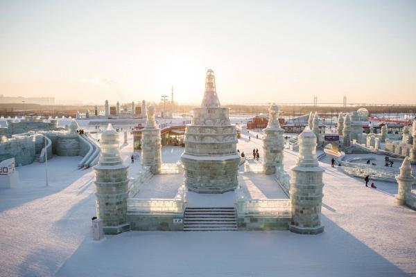 Dokument Exploring Harbin, China