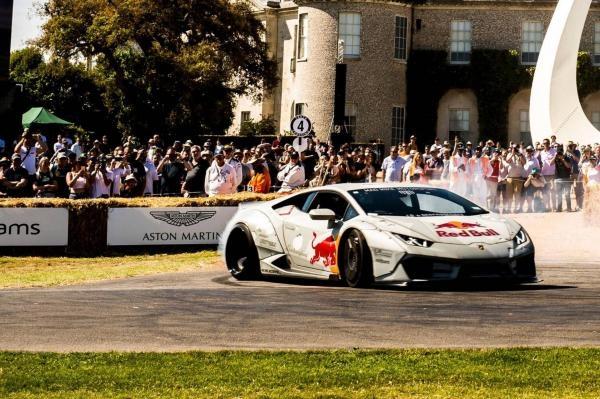 Drift Lamborghini