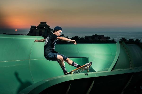 Dokument Skate Escape
