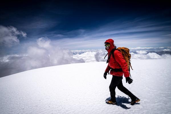 The Last Ascent