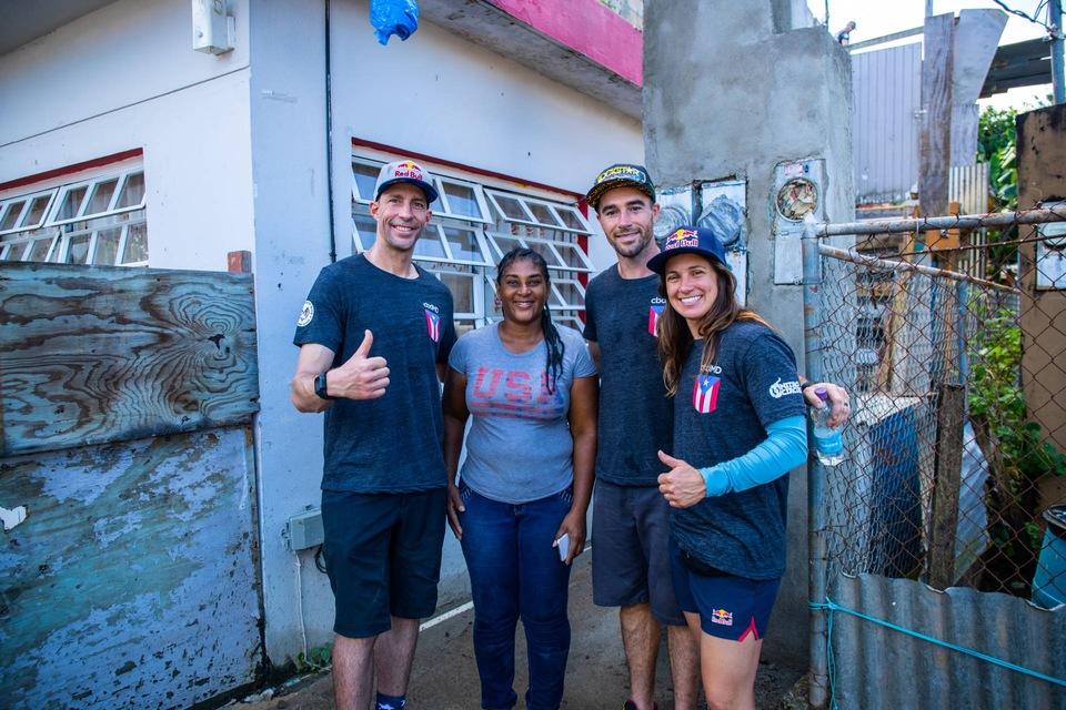 Dokument Race to Rebuild: Motokros proti katastrofě (FILM)