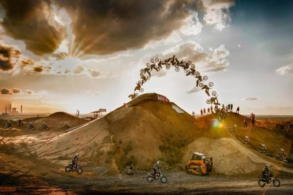 Dokument Red Bull Dirt Diggers recap