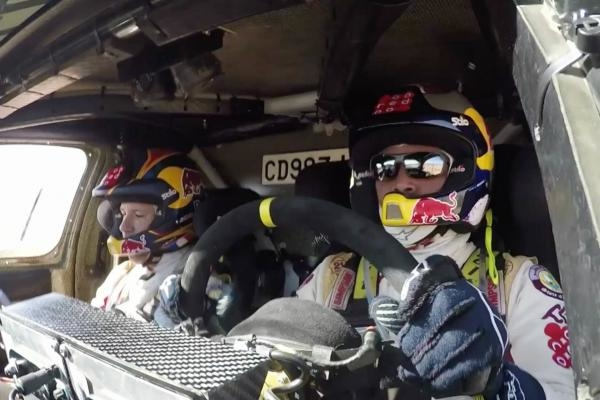 Dokument Nasser Al-Attiyah: Rally series