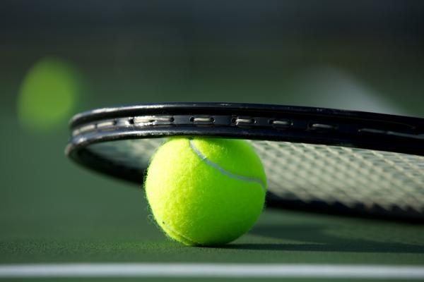 Tenis: Mistrzostwa Polski w Bytomiu - 1. mecz półfinałowy mężczyzn